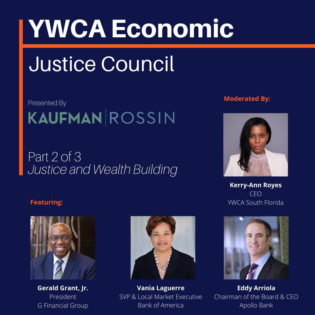 EJC Virtual Panel: Justice and Wealth Building