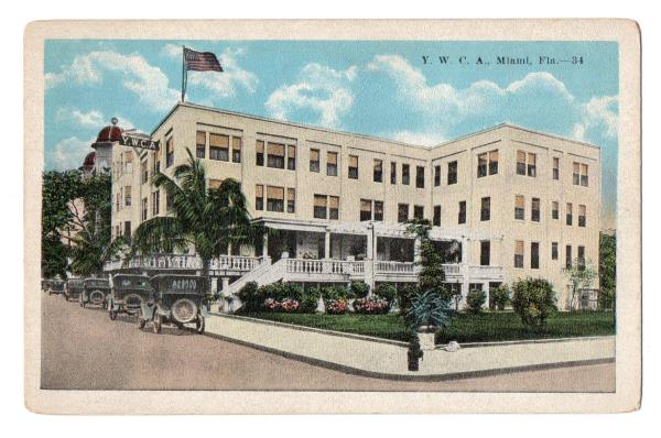 YWCA Miami Old Building