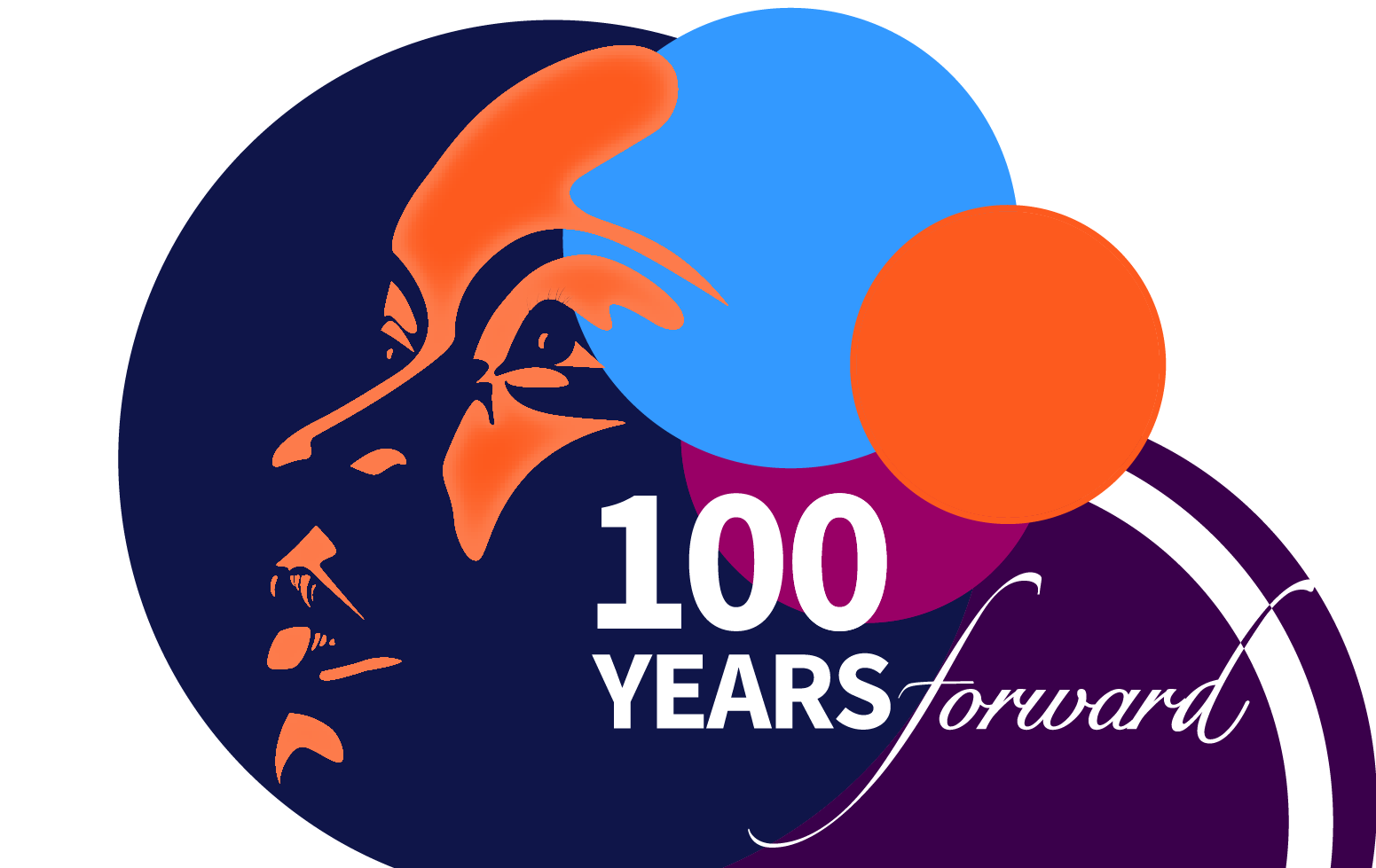 ywca south florida centennial logo