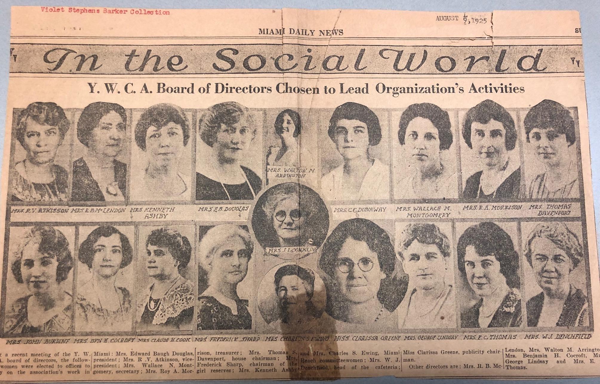 YW Social Club