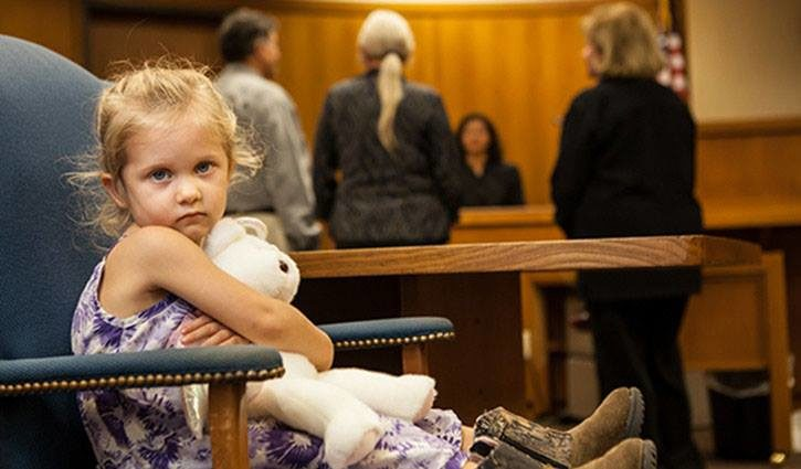 child in court courtcare program