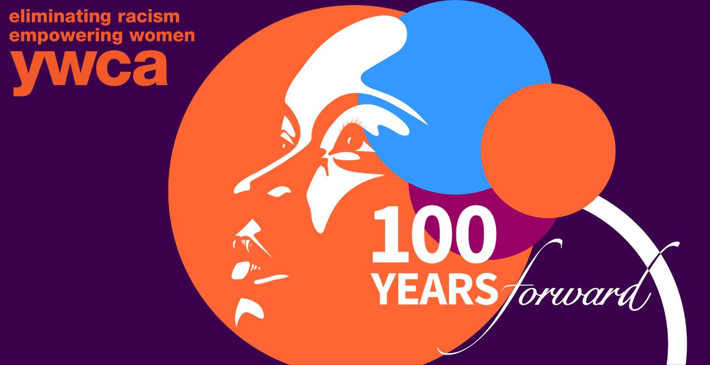 YWCA SouthFL centennial logo