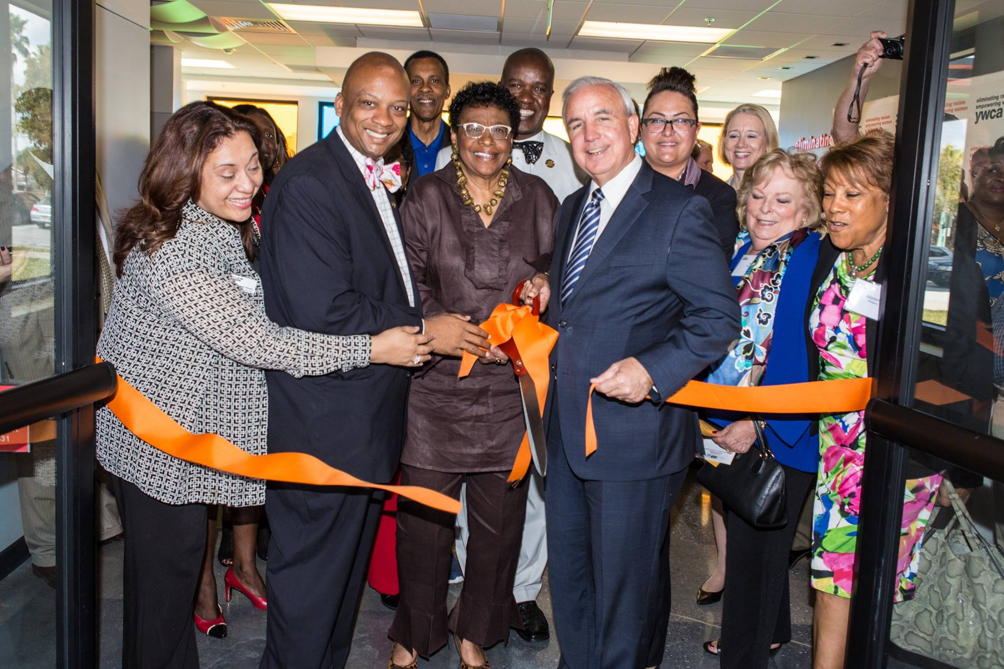 YWCA Miami Gardens Intergen Ribbon Cutting 2017